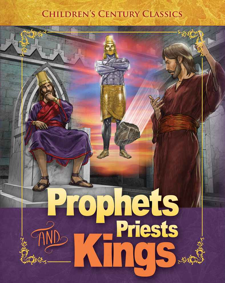 Prophets, Priests, and Kings Cover