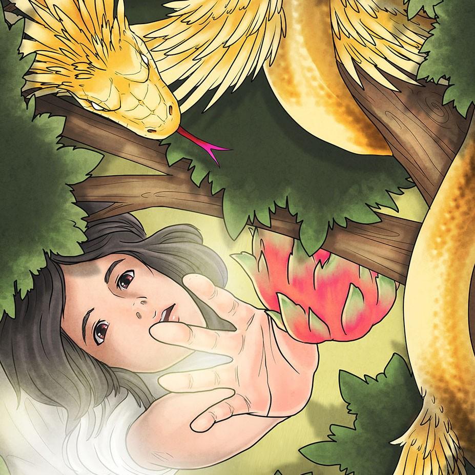 6 – La caída de Adán y Eva