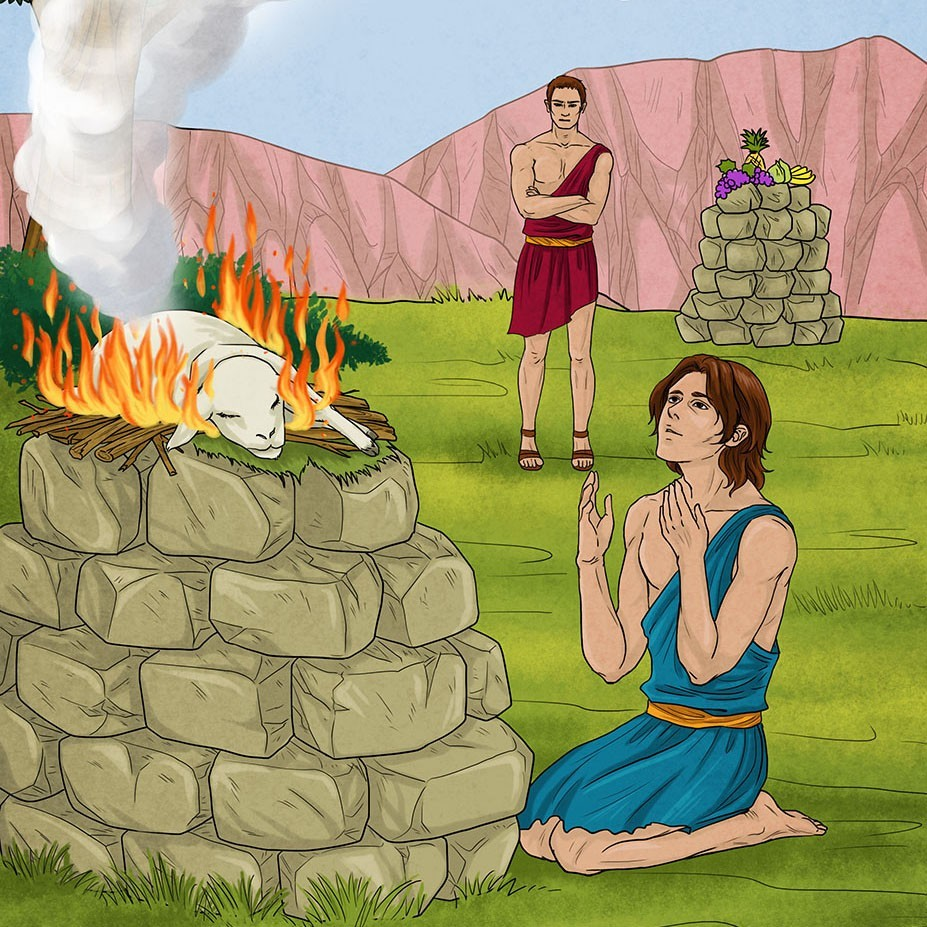 8 – Caín y Abel
